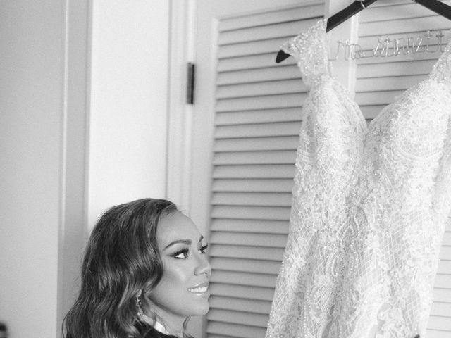 Aryssa and Taylor's Wedding in Galveston, Texas 12