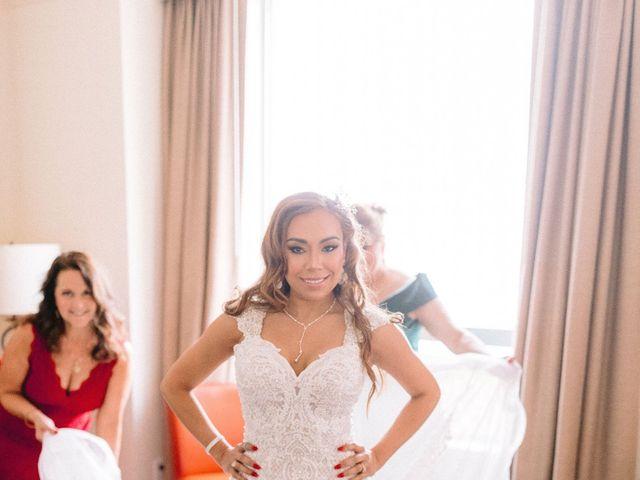 Aryssa and Taylor's Wedding in Galveston, Texas 14