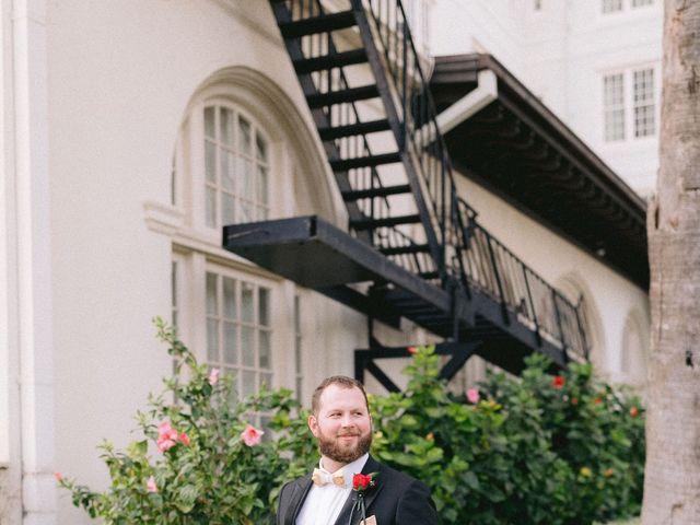 Aryssa and Taylor's Wedding in Galveston, Texas 19
