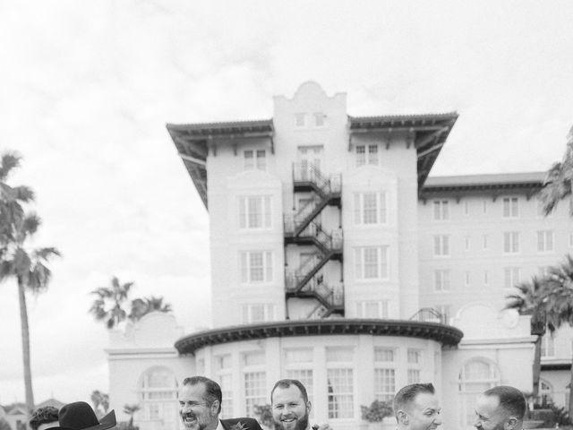 Aryssa and Taylor's Wedding in Galveston, Texas 24