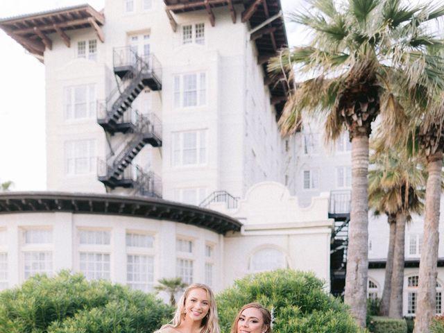 Aryssa and Taylor's Wedding in Galveston, Texas 26