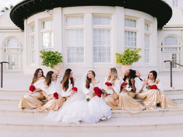Aryssa and Taylor's Wedding in Galveston, Texas 27