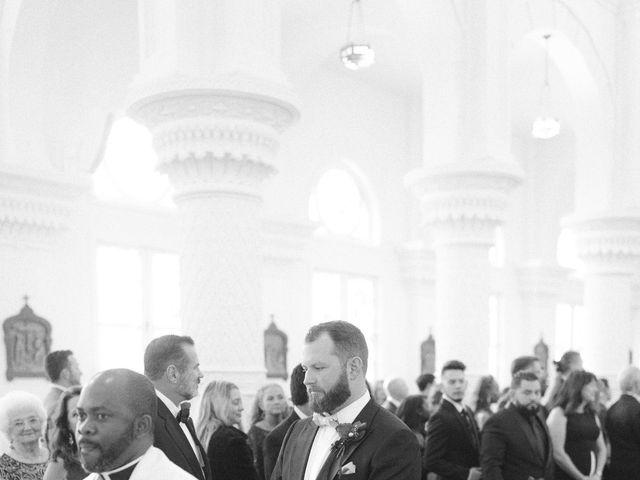 Aryssa and Taylor's Wedding in Galveston, Texas 33