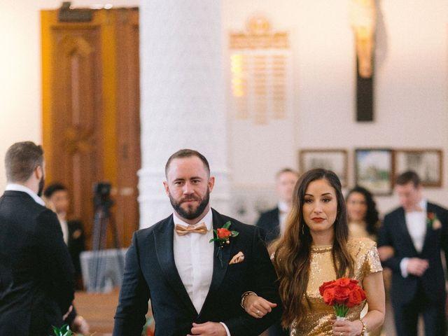 Aryssa and Taylor's Wedding in Galveston, Texas 37