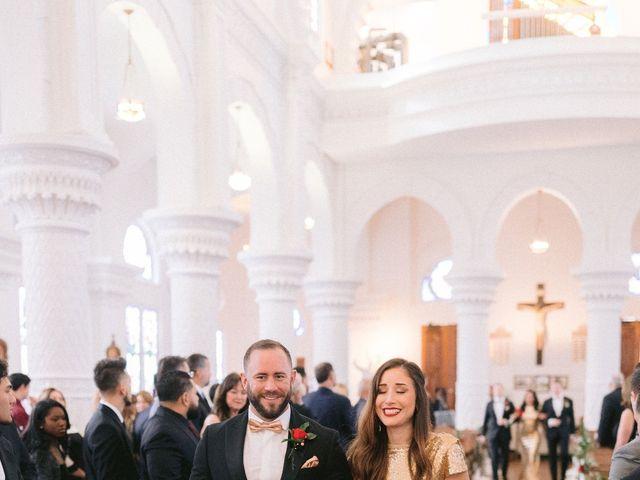Aryssa and Taylor's Wedding in Galveston, Texas 39