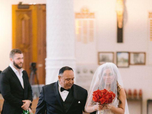 Aryssa and Taylor's Wedding in Galveston, Texas 41