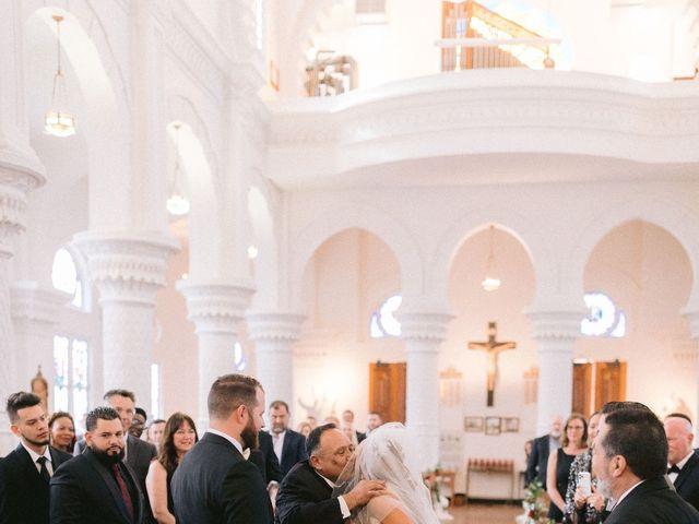 Aryssa and Taylor's Wedding in Galveston, Texas 43