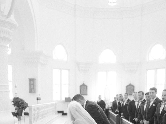 Aryssa and Taylor's Wedding in Galveston, Texas 44