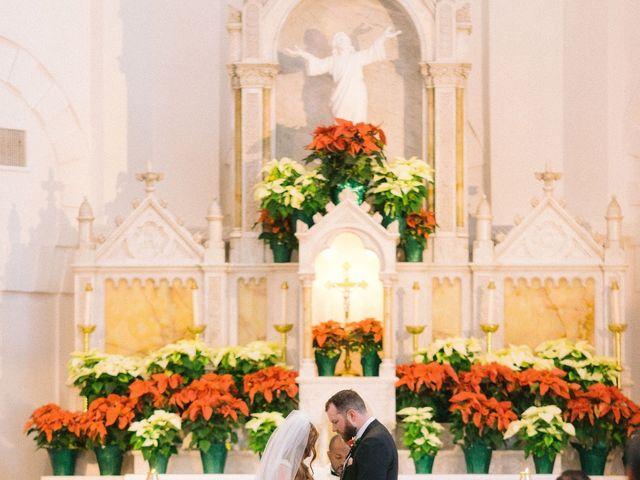 Aryssa and Taylor's Wedding in Galveston, Texas 45
