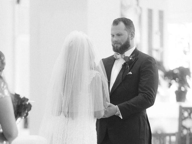 Aryssa and Taylor's Wedding in Galveston, Texas 46