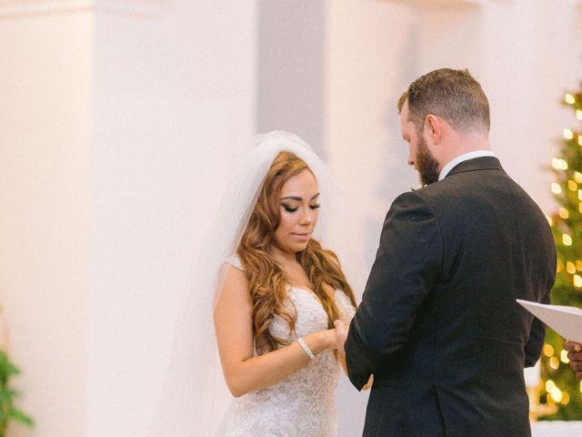 Aryssa and Taylor's Wedding in Galveston, Texas 48