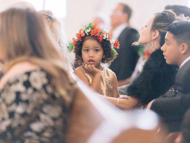 Aryssa and Taylor's Wedding in Galveston, Texas 49