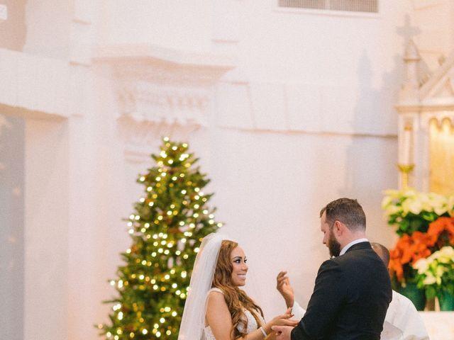 Aryssa and Taylor's Wedding in Galveston, Texas 51