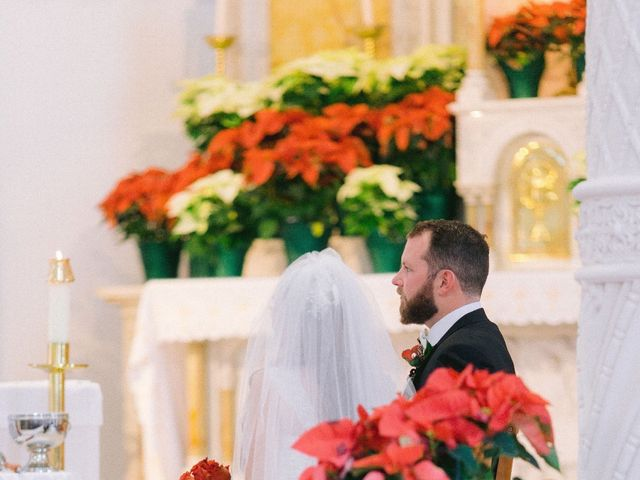 Aryssa and Taylor's Wedding in Galveston, Texas 54