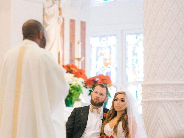 Aryssa and Taylor's Wedding in Galveston, Texas 56