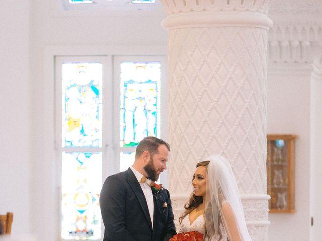 Aryssa and Taylor's Wedding in Galveston, Texas 58