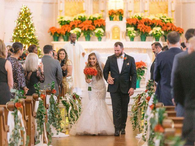 Aryssa and Taylor's Wedding in Galveston, Texas 59