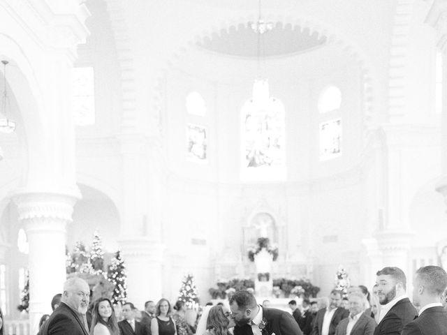 Aryssa and Taylor's Wedding in Galveston, Texas 60