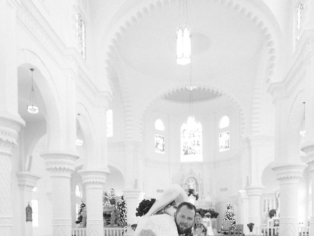 Aryssa and Taylor's Wedding in Galveston, Texas 61