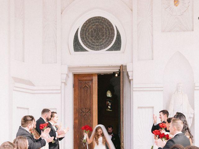 Aryssa and Taylor's Wedding in Galveston, Texas 62