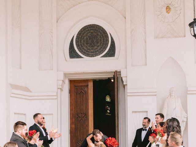 Aryssa and Taylor's Wedding in Galveston, Texas 63