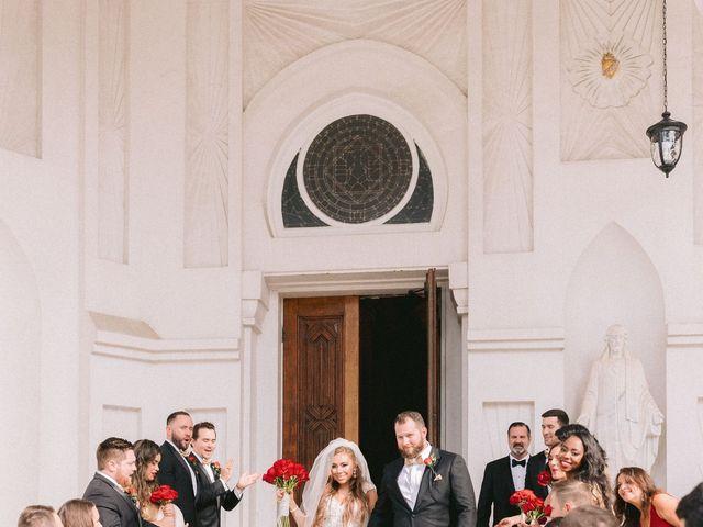 Aryssa and Taylor's Wedding in Galveston, Texas 64