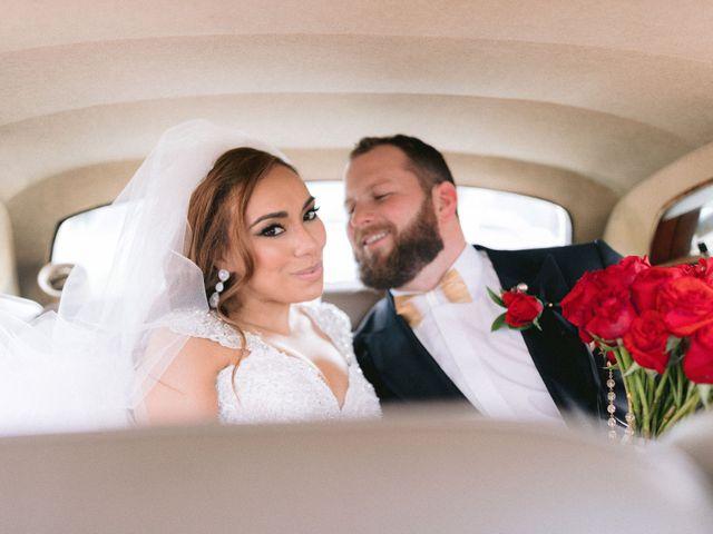 Aryssa and Taylor's Wedding in Galveston, Texas 66
