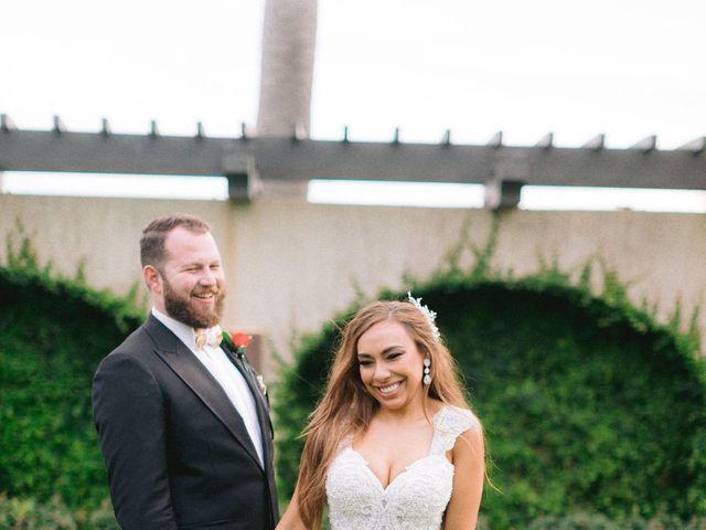 Aryssa and Taylor's Wedding in Galveston, Texas 71