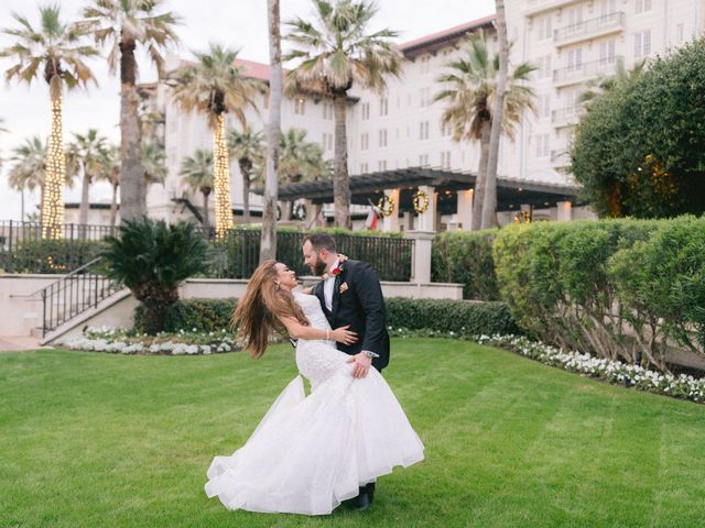 The wedding of Taylor and Aryssa