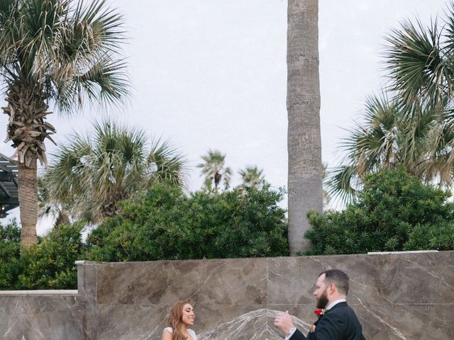 Aryssa and Taylor's Wedding in Galveston, Texas 74