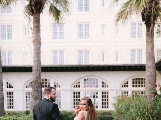 Aryssa and Taylor's Wedding in Galveston, Texas 75