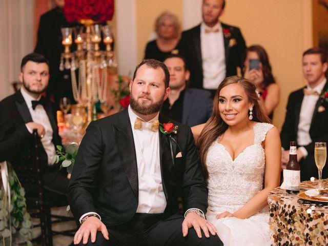 Aryssa and Taylor's Wedding in Galveston, Texas 80