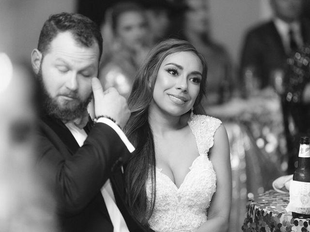 Aryssa and Taylor's Wedding in Galveston, Texas 81