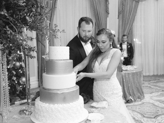Aryssa and Taylor's Wedding in Galveston, Texas 85