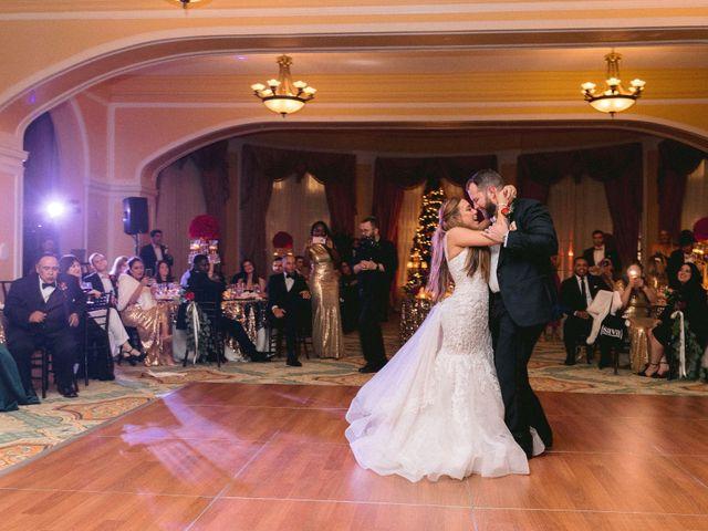 Aryssa and Taylor's Wedding in Galveston, Texas 88