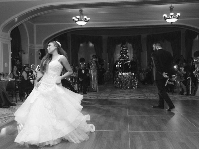 Aryssa and Taylor's Wedding in Galveston, Texas 89