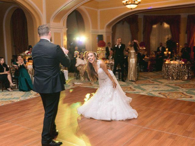 Aryssa and Taylor's Wedding in Galveston, Texas 90