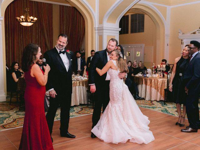 Aryssa and Taylor's Wedding in Galveston, Texas 91