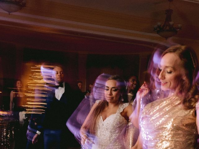 Aryssa and Taylor's Wedding in Galveston, Texas 94