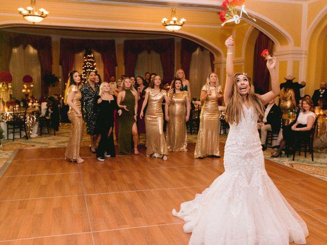 Aryssa and Taylor's Wedding in Galveston, Texas 95
