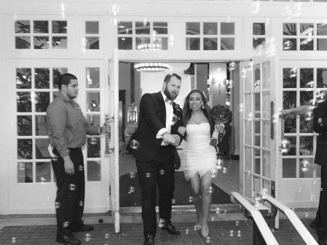 Aryssa and Taylor's Wedding in Galveston, Texas 99