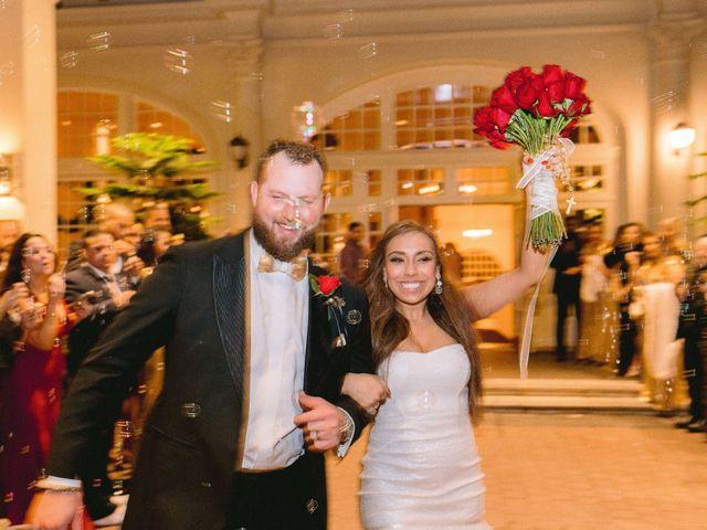 Aryssa and Taylor's Wedding in Galveston, Texas 100