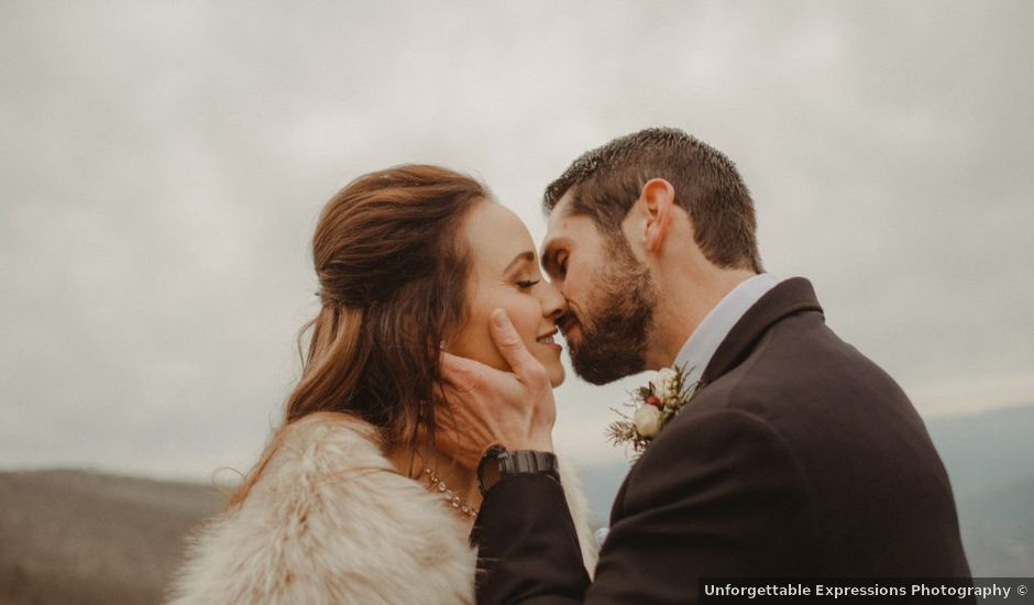Dan and Kylie's Wedding in West Jefferson, North Carolina