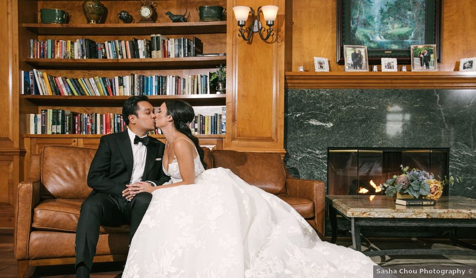 Leandro and Stephanie's Wedding in New York, New York