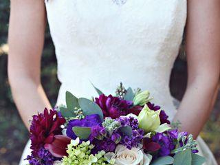 Ashlee and Jacob's Wedding in Springville, Alabama 8