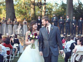 Ashlee and Jacob's Wedding in Springville, Alabama 22