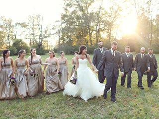 Ashlee and Jacob's Wedding in Springville, Alabama 30
