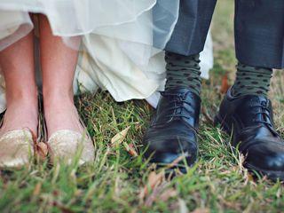 Ashlee and Jacob's Wedding in Springville, Alabama 16