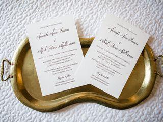 The wedding of Mark and Amanda 2