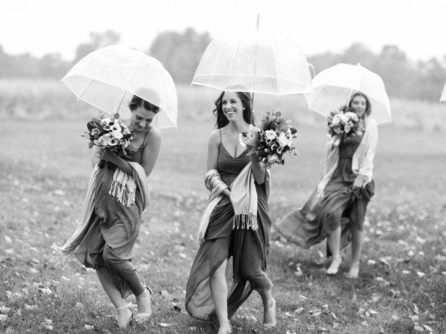 Matt and Colleen's Wedding in Honey Brook, Pennsylvania 12